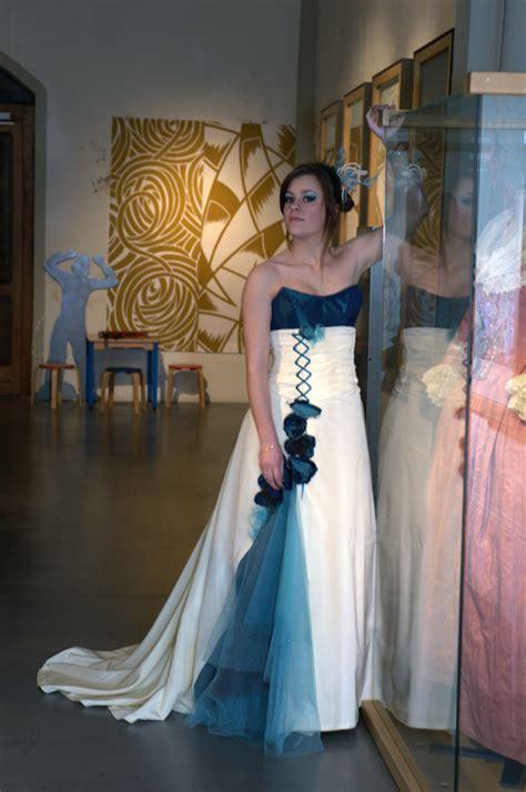 Robe De Mariée Bleu Turquoise Et Ivoire - les robes de mari 233 e 233 volutives vous connaissez carole