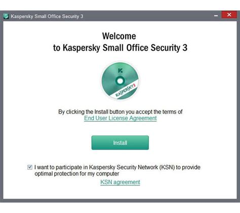 Antivirus Kaspersky Small Office Security kaspersky small office security v3 deals pc world