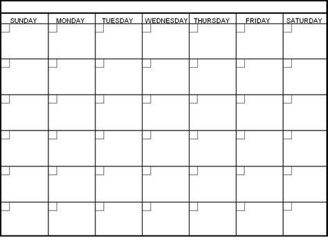 printable calendar customizable blank calendar custom calendar
