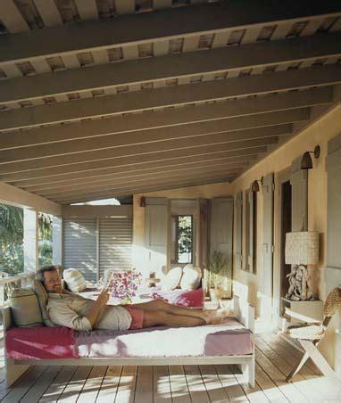 seaside style bahamas veranda beach house