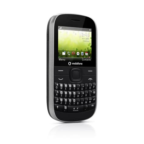 mobile phone payg vodafone 354 qwerty mobile phone pay as you go pre pay