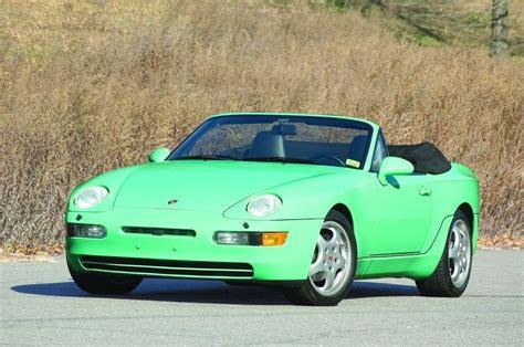 books on how cars work 1995 porsche 968 parking system 1992 1995 porsche 968 hemmings motor news