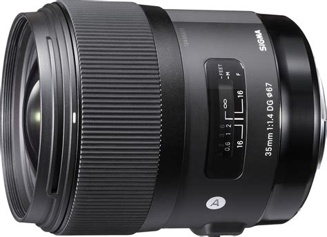 Sigma 35mm deal sigma 35mm f1 4 dg hsm lens canon mount