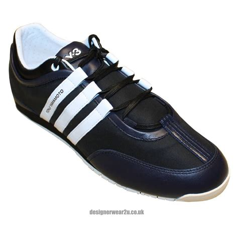 y3 boots y3 navy boxing shoes footwear from