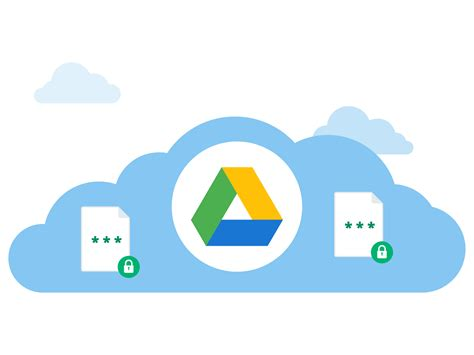 drive cloud google drive encryption protect data from third parties