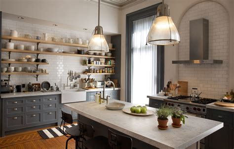 house beautiful inspired kitchen grace the chic set design of the intern la dolce vita bloglovin