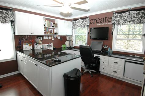 best craft room designs creations by christie tour my craft room