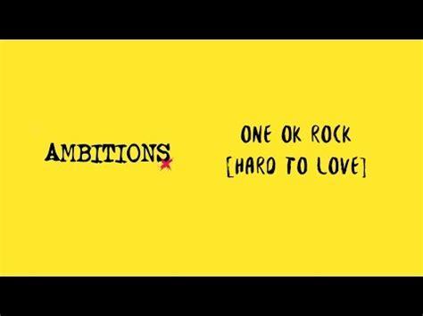 download lagu one ok rock download lagu one ok rock hard to love mp3 onelagu