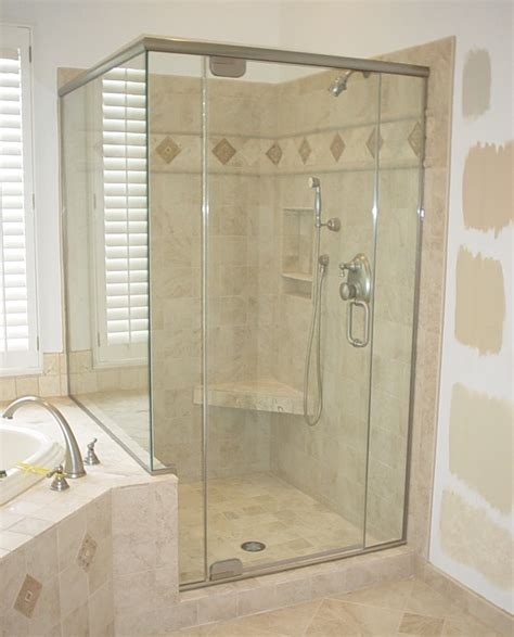 glass bathroom panels shower glass panel ideas for a small bathroom at your