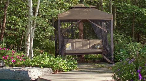 garden swing canadian tire mosquito netting for porch swing