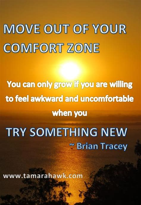 Out Of Comfort Zone by 10 Ways To Get Out Of Your Comfort Zone