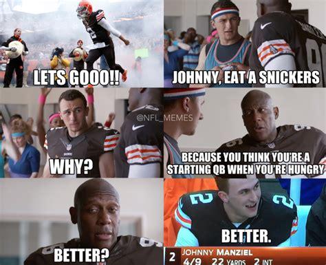 Johnny Football Memes - sports memes of the week 12 15 no coast bias