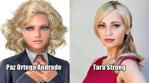 tara strong metal gear solid characters and voice actors metal gear solid peace