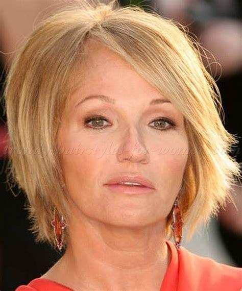 bob haircuts for women over 50 with fine hair short hairstyles over 50 bob haircut for women over 50