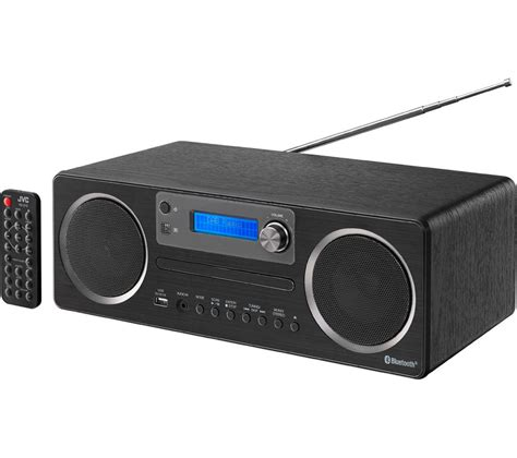 best all in one audio system buy jvc rd d70 wireless traditional hi fi system black
