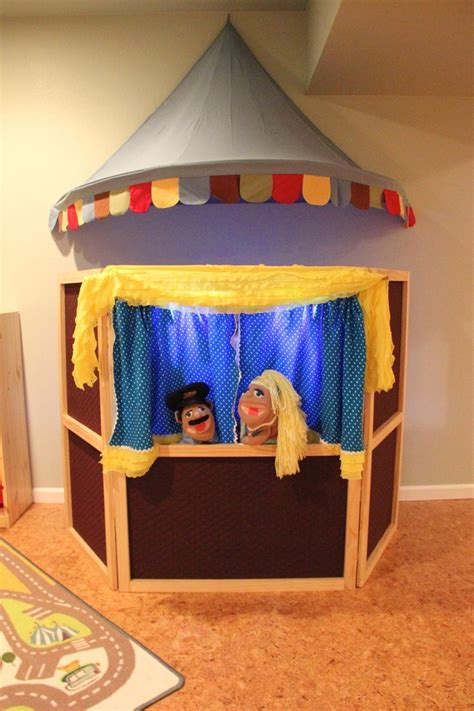 Handmade Puppet Theatre - 17 best images about puppets on kid puppet