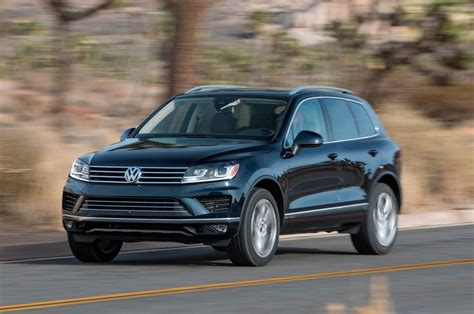 volkswagen touareg blue 2015 volkswagen touareg reviews and rating motor trend
