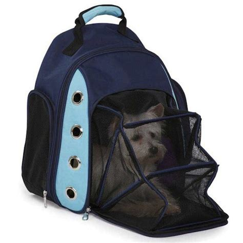 puppy backpack carrier backpack and pet lounge casual canine ultimate backpack carrier 187 jaunt