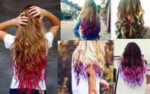 dip dye ombre hair pictures photos and images for