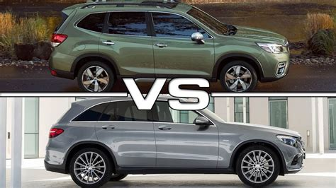 Subaru Forester Vs by 2019 Subaru Forester Vs 2018 Audi Q5