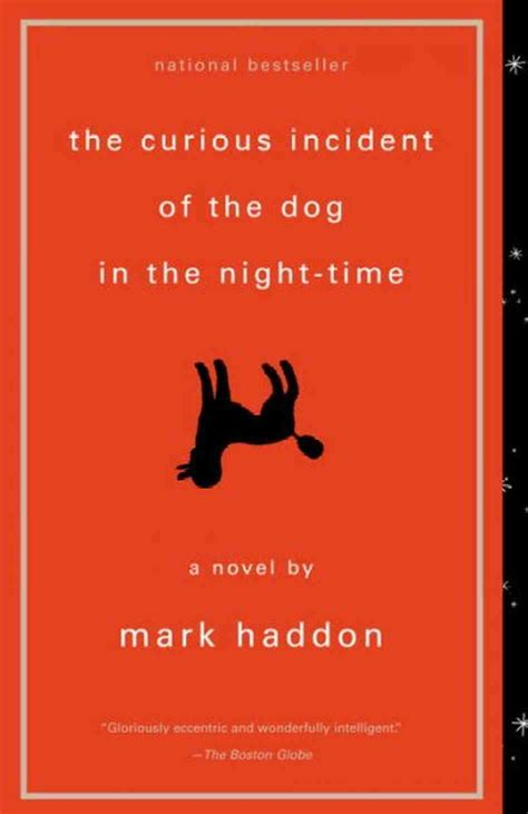 the curious incident of the in the nighttime book the curious incident of the in the time npr