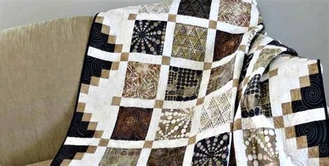 Cool Quilt Patterns by Stunning Quilt Is Easy To Make Quilting Digest
