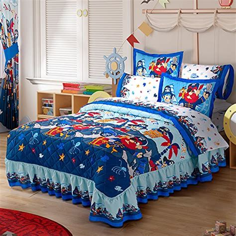 twin comforter sets with matching curtains pirates twin size bedspread and sheets 5pc set with