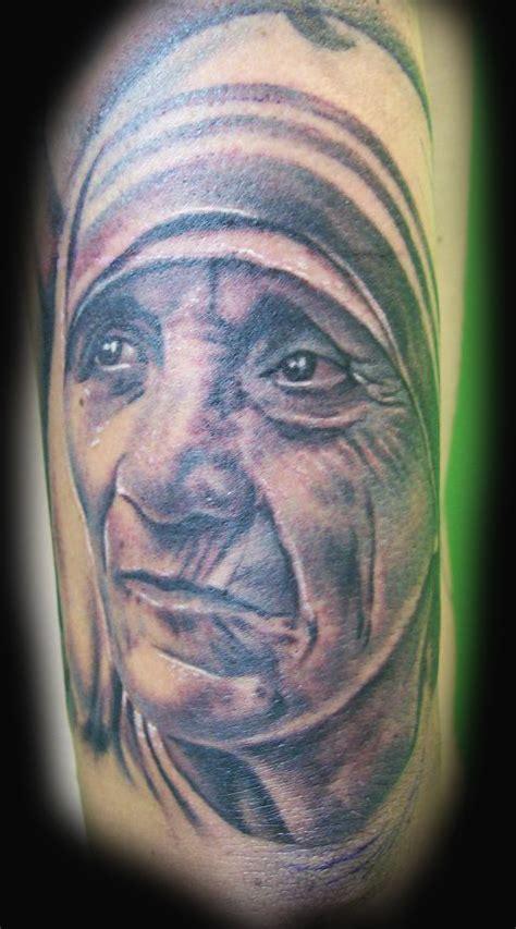 mother teresa tattoo stevie monie tattoos tattoos religious teresa