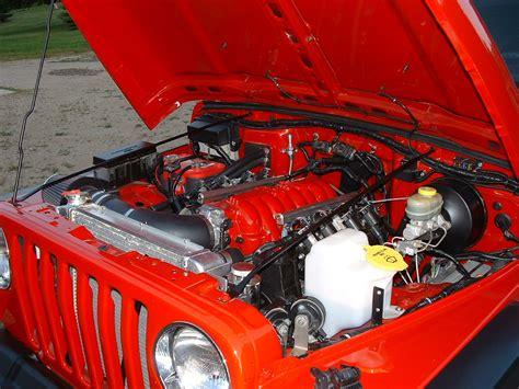 Jeep 4 0 Engine Interchange Jeep Yj 350 Engine Kit Jeep Free Engine Image For