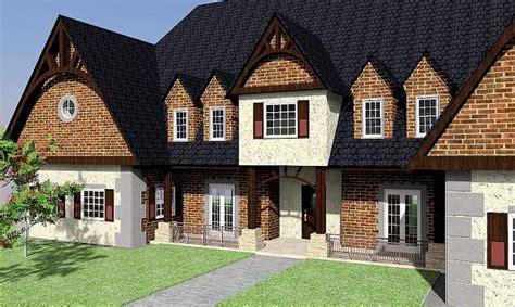 luxury brick house plans luxury dream home plans brick