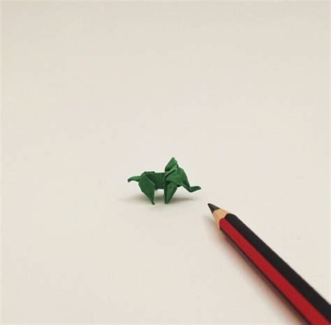 Cool Origami Designs - cool origami designs inspired by dragons unicorns and