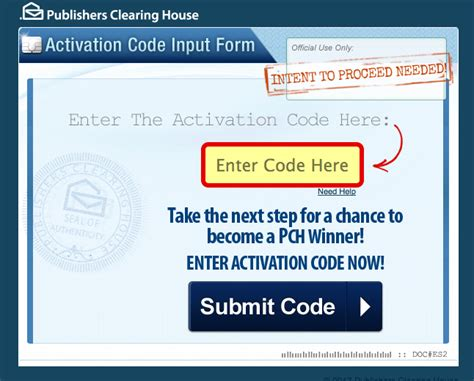 Pch Claims Code Email - pch actnow activation code autos post