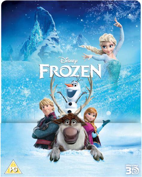 frozen 2 hele film nederlands frozen 3d includes 2d version zavvi exclusive