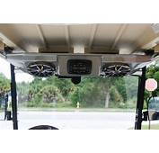 Golf Cart Stereo Console Kit