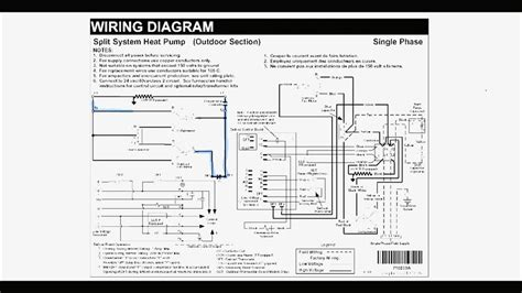 wiring diagram for ac unit thermostat k