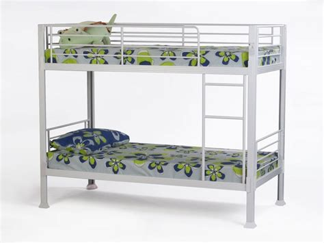 Strong Bunk Beds Strong Contract White Bunk Bed