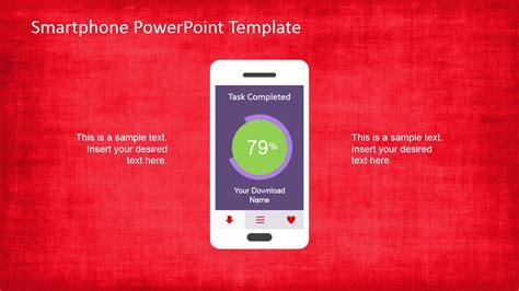 Smartphone Powerpoint Template Slidemodel App Powerpoint Template