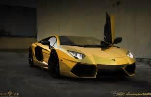 Gold And Lamborghini Gold Lamborghini Aventador Lamborghini Aventador Gold