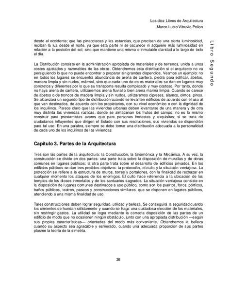 los diez libros de arquitectura pdf los diez libros de architectura vitrubio pdf