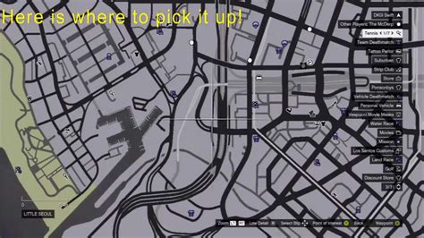 Gta 5 Online Impound Location | gta 5 impound lot location gta 5 collector s edition