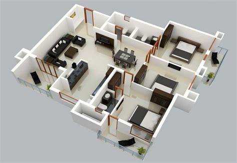 3d model house plan house plans 3d models numberedtype