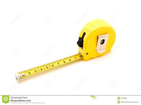 how to m tape measure meter stock image image of construction