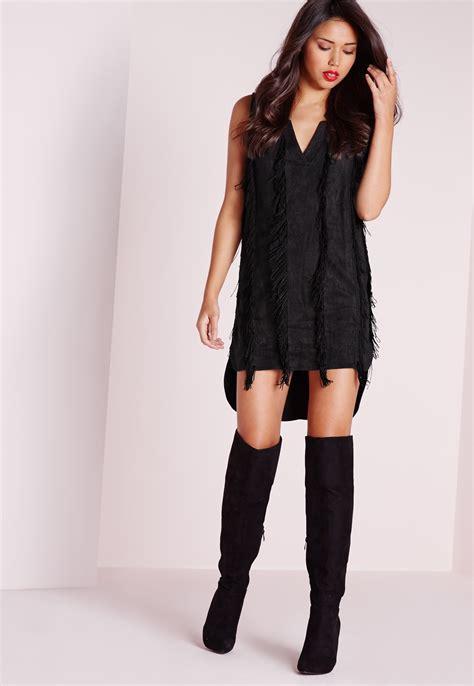 Dot Split Dress Hq 12391 summer sales so sue me