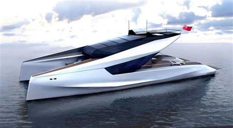 wat is een catamaran 115 power catamaran concept van jfa yachts en peugeot