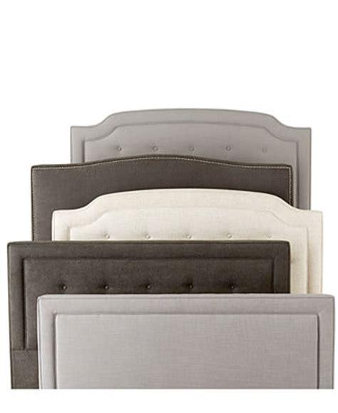 headboard l shop upholstered headboards furniture macy s