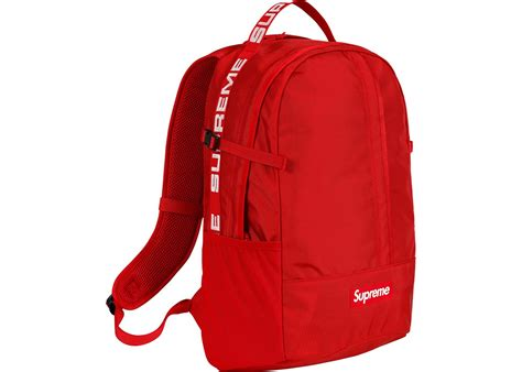 supreme backpack supreme backpack ss18