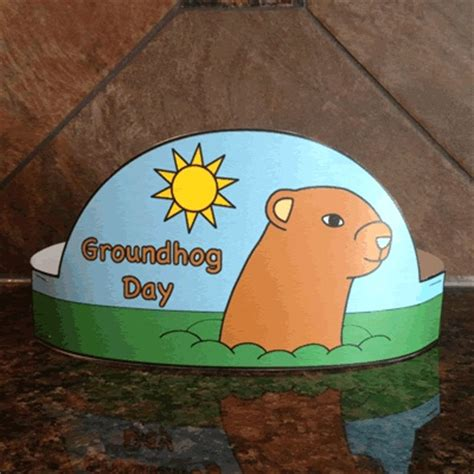 groundhog day hat pin by tanikka on groundhog