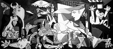 imagenes figurativas de pablo picasso cuadros que ver guernica pablo picasso