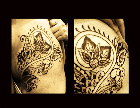 henna tattoos on hip henna tattoos on hip www pixshark images galleries