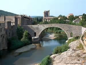 photo pont vieux et lagrasse